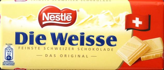 Nestlé - Die Weisse - 100g