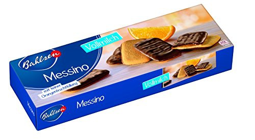 Bahlsen Messino Vollmilch, 6er Pack (6x 125 g)