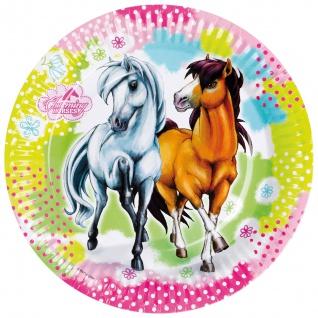 8 Teller Charming Horses 2 - Vorschau
