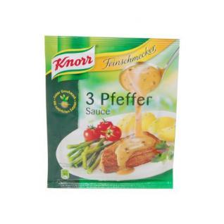 Knorr 3-Pfeffer Feinschmecker Sauce