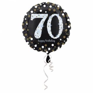 Birthday 70 Folienballon