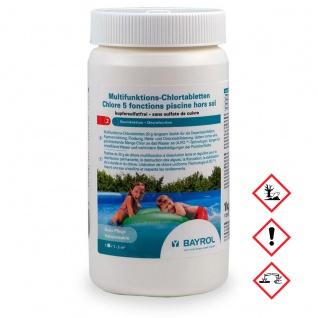 Bayrol Multifunktions Chlortabletten für Quick Up Pool 1000g
