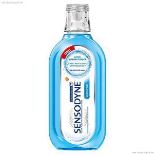 Sensodyne Mundspülung cool & fresh, 500 ml