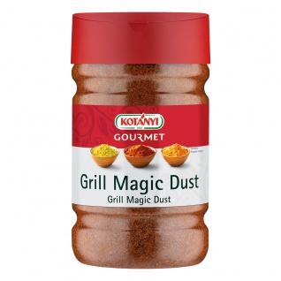 Kotanyi Grill Magic Dust trockene Gewürzmischung in der Dose 875g