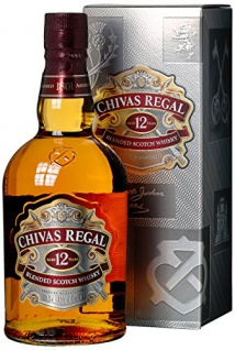 Chivas Regal 12 Jahre Blended Scotch Whisky aus Schottland 700ml