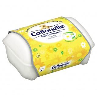 Kimberly Clark Cottonelle Feucht Box Natürlich und Pflegend 42 Tücher