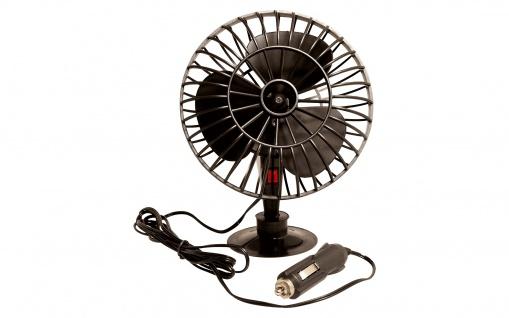 HP-Autozubehör Kfz Ventilator 12 V Saugfuß sorgt für eine kühle Brise
