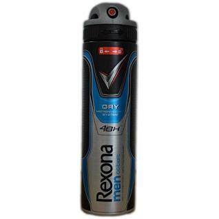 Rexona Men Dry Cobalt Deodorant (150ml Deospray) - Vorschau