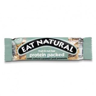 Eat Natural protein packed mit Salted Caramel und Erdnüssen 45g