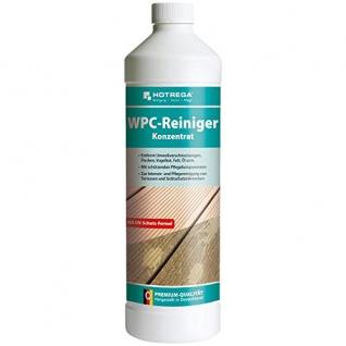 HOTREGA WPC-Reiniger 1 Liter (Konzentrat)