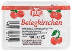 Ruf Belegkirschen Rot 100g