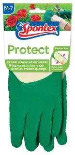 MAPA Handschuh Special Typ 1 Protect Größe M aus Naturkautschuklatex