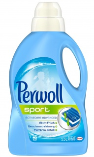 Perwoll Sport Activecare Advanced Waschmittel 1500ml 4er Pack