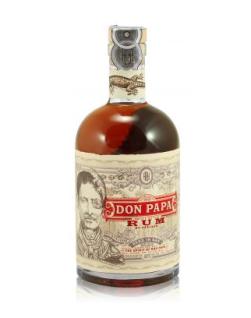 Sierra Madre Don Papa Rum besonders Geschmackvoll 40 Vol 750ml