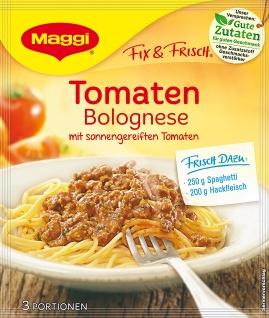 Maggi fix und frisch Tomaten Bolognese, 50 g