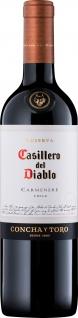 Casillero Del Diablo Carmenere Reserva trocken Rubinrot 750ml 3er Pack