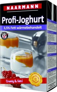 Naarmann Profi Joghurt 3.5 Fett wärmebehandelt cremig und fein 1000g
