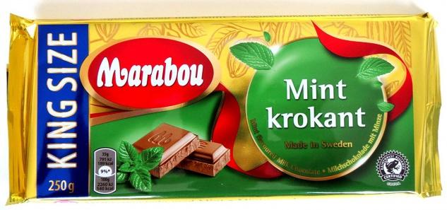 Marabou Mint Krokant 250g 10er Pack