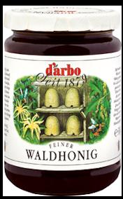 Darbo Naturrein - Feiner Waldhonig - 500 g
