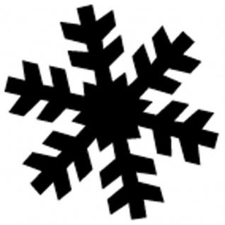 Stanzwerkzeug Schneeflocke