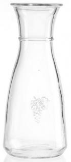 Ritzenhoff und Breker Trentino Karaffe Glasklar 1200ml 6er Pack