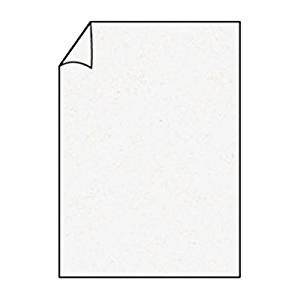 Briefblaetter Paperado marble white A4 100g