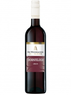 Niederkirchener Dornfelder Rotwein lieblich fruchtig aromatisch 750ml