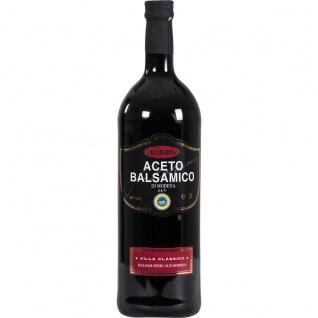 Culinaria Aceto Balsamico Essig DI Modena classico dunkel 1000ml