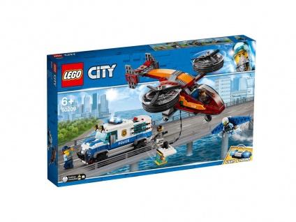Lego City 60209 Polizei Diamantenraub für Kinder ab 6 Jahren