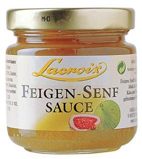 Lacroix Feigen-Senf Sauce 90ml