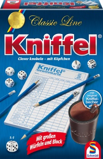 Spiel Classic Line, Kniffel