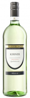 Rietburg Wappen - Pfalz Kerner QbA trocken 1 l 12.5%