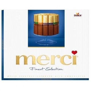 Storck merci Helle Vielfalt, 20 Stück - 250gr