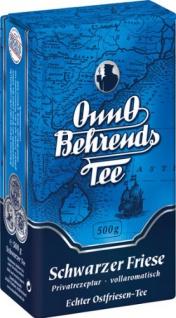 Onno Behrends Tee Schwarzer Friese vollaromatisch Loser Tee 2er Pack