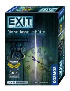 Exit- Die verlassene Hütte