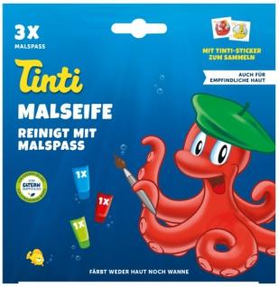 Tinti Malseife 3er Pack