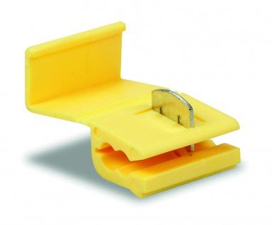 Kfz Klemmverbinder gelb 4-6 qmm