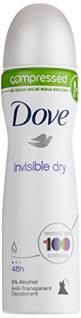 Dove Invisible Dry compressed Deo-Spray, 3er Pack (3 x 75 ml) - Vorschau