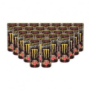 Monster Espresso and Milk Triple Shot pfandfrei 250ml 24er Pack