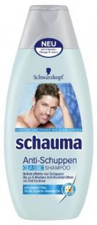 Schauma Anti-Schuppen Classic Haarshampoo für den Mann 400ml - Vorschau