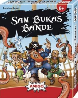 Amigo Sam Bukas Bande Ein tolles Kartenspiel für die ganze Familie