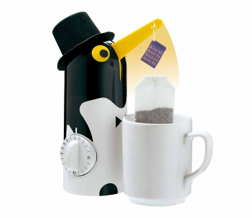 Küchenprofi Tea Boy mit Präzisions Timer aus Kunststoff 1 Stück