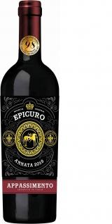 Epicuro Appassimento Rosso Passito intensive reife Beerenaromen 9000ml 12er Pack