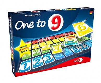 Spiel One to 9