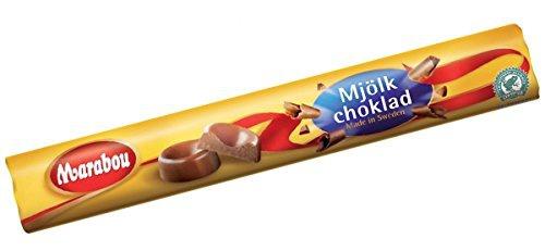 Marabou Rolle Mjölk Choklad Pralinen aus Milchschokolade 74 gramm
