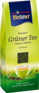 Meßmer Feinster Grüner Tee herb und erfrischend 150g 2er Pack