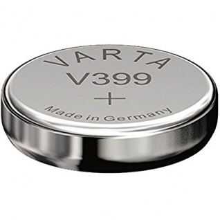 Chron.Uhrenbatterie 399