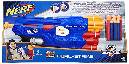 Nerf N-Strike Elite XD Dual Strike