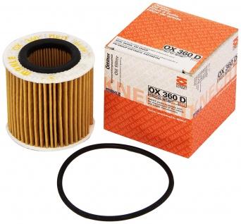 KFZ Oelfilter OX 360 D Eco
