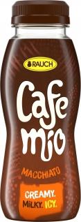 Rauch Cafe Mio Macchiato aus Kaffee und Milch 250ml 12er Pack